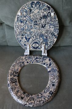 Astonishing 12 Best Toilet Seats Images In 2019 Toilet Etsy Home Decor Uwap Interior Chair Design Uwaporg