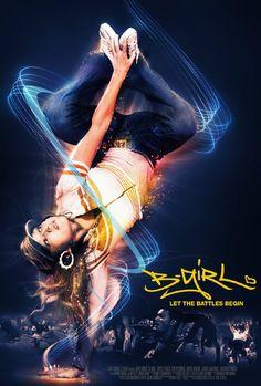 Learn to break dance like b-girl