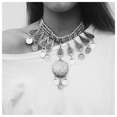 The Jenna Choker by @lazurah 〰 jewellery for the modern day wanderers now @thebirdcageboutique in store + online 〰  thebirdcageboutique.com.au  #sterlingsilver #tribal #lazurah #wanderlust #thebirdcageboutique