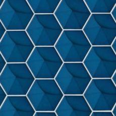 Pantone's Color of the Year: Classic Blue | Bedrosians Tile & Stone Ceramic Mosaic Tile, Ceramic Subway Tile, Mosaic Glass, Marble Mosaic, Champs, 3d Wall Tiles, Tile Stores, Decorative Tile, Color Tile