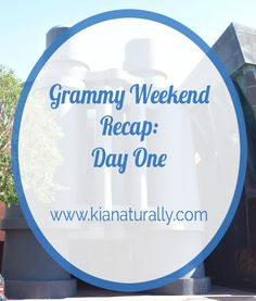 I recently attended the Grammy's and I had an amazing time! Check out part 1 of my Grammy weekend recap. #Grammys #GrammyWeekend