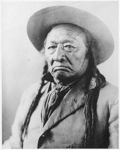 Chief Imasees, Imasses, Little Bear, Cree, Montana