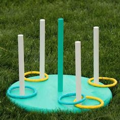 32 Fun DIY Backyard Games To Play (for kids & adults!), DIY and Crafts, 32 Of The Best DIY Backyard Games You Will Ever Play great outdoor games to make much better than buying them ellie hamm. Outdoor Games For Kids, Backyard For Kids, Backyard Games, Diy For Kids, Outdoor Fun, Backyard Bbq, Wedding Backyard, Backyard Birthday, Party Outdoor