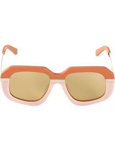Karen Walker Creeper Sunglasses $250 Karen Walker Sunglasses, Creeper, Creeper Sneakers, Onesie, Creepers