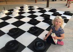 Jumbo Checkerboard  Photo Credit: Mike De Sisti
