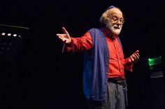 """""""La Genesi"""" - Lezioni con Haim Baharier   Prologo: la Creazione   Teatro Eliseo, 14 ottobre 2015   Ph. Gioia Maruccio"""