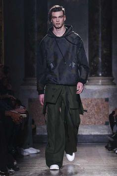 Male Fashion Trends: Les Hommes Fall-Winter 2018-19 | Milan Fashion Week