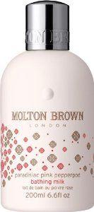 Molton Brown Paradisiac Pink Pepperpod Bathing Milk 6.6 oz by Molton Brown. $77.61. Molton Brown Paradisiac Pink Pepperpod Bathing Milk