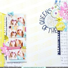 Don't you just love this design!?! @aurora_landgraf created this gorgeous layout…