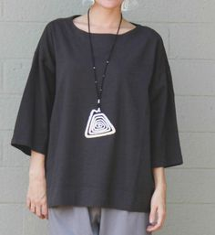 PACIFICOTTON Bryn Walker Pacific Cotton Resort Shirt Top s M L XL Kilimanjaro | eBay