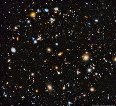 """This Amazing Shot Of 10,000 Galaxies May Be The Hubble Telescope's Most Spectacular Photo Ever"""