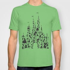 character castle...  T-shirt
