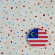 Malaysia is a federal constitutional monarchy located in Southeast Asia. It consists of thirteen states and three federal territories and has a total landmass of 330,803 square kilometres separated by the South China Sea into two similarly sized regions, Peninsular Malaysia and East Malaysia. Your flag missing?  Send an email to info@badgly.com with your missing countryEmoji artwork is provided by EmojiOne and is licensed under CC-BY 4.0.