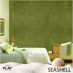 This is the new Metallic finish by Asian Paints for Dapple effect
