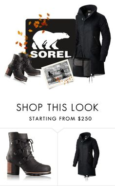 """Kick Up the Leaves (Stylishly) With SOREL: CONTEST ENTRY"" by kimzarad1 ❤ liked on Polyvore featuring SOREL and sorelstyle"