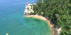 Pictured Rocks National Lakeshore - Michigan UP