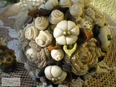 Kreatív újrahasznos: dekoratív textilcsokrok Zsuzsától | Életszépítők