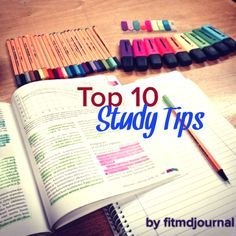 stethoscopelife:  Know your tasks: organize your study material and schedule so you know exactly what chapters or lectures you need to review. If possible, set a to-do list as specific as you can and go checking it as you progress. Seeing how much you've completed will motivate you to keep going!   Keep distractions away: if you're easily distracted by your phone, keep it away while you study. If background noise is a problem for you, try headphones or listening to instrumental music to help…