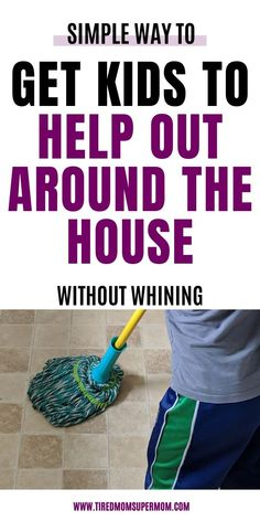 Simple Ways To Introduce Chores To Your Kids Advice for parents. Do your kids w. - Simple Ways To Introduce Chores To Your Kids Advice for parents. Do your kids whine and groan abou - Parenting Fail, Parenting Books, Gentle Parenting, Parenting Teens, Peaceful Parenting, Parenting Styles, Parenting Quotes, Age Appropriate Chores, Tired Mom