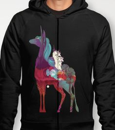 The Last Unicorn Hoody