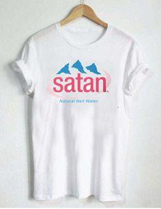 satan T Shirt Size XS,S,M,L,XL,2XL,3XL