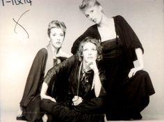 Stevie Nicks, Mary Torrey, and Margi Kent