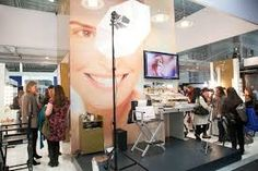 expo makeup stand - Google Search