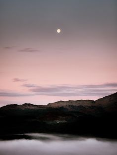 Moonrise over the Lakeland Mountains [OC] [1536x2048] Want an iPad Air/ Air 2/ Air Pro Follow iPad Air Wallpapers To Download board on @cutephonecases