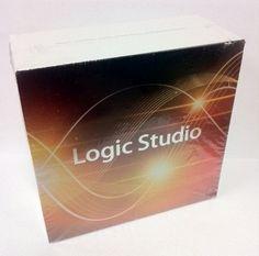 Apple Logic Studio Pro 9 MB795Z/A Full Retail Sountrack Pro Studio Effects NEW!