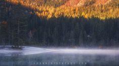 Clicca sull'immagine per ingrandirla! Lago di Tovel – Val di Non – Trentino (1178m). Uno dei laghi più conosciuti e visitati del Trentino, si trova all'interno del Parco Nat…