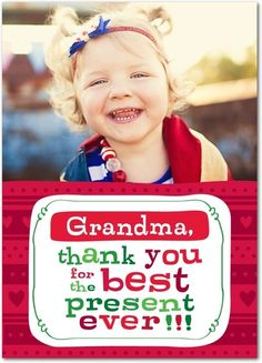 Priceless Present - Thank You Greeting Cards from Treat.com