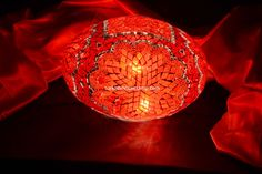 Oval mix mosaic lamp 30cm   Mosaic Lamp, Floor Lamps,Turkish Lights, Table Lamps