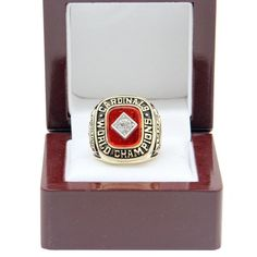 St. Louis Cardinals 1982 MLB World Series Championship Ring for Sale Click Bio to Buy #cardinals #cardinalsnation #cardinalsgame #cardinalsfan #cardinalsbaseball #cardinalsstadium #MLB #worldseries #baseball #baseballgame #worldserieschamps #worldserieschampions #championshipring #mlbplayoffs #mlbbaseball
