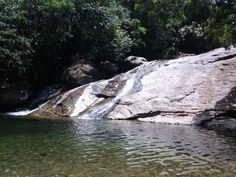 Cachoeira do Paraíso, Jureia, Peruibe, SP.
