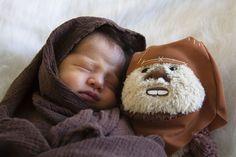 [On découvre] Photos : star wars pour un bébé qu'elle ne pensait pas avoir - Droles de mums @Drolesdemums