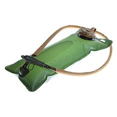 docooler 25L Thickening EVA Hydration Water Bladder Bag for Sports Cycling Hiking Camping Climbing Bicycle Portable Army Green ** You can get more details by clicking on the image.Note:It is affiliate link to Amazon.