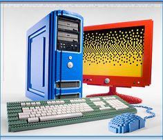 LEGO PC!!!