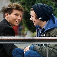 Lou & Harry.