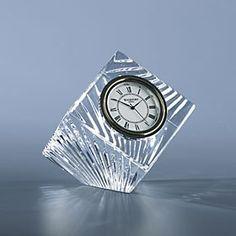 waterford crystal | waterford crystal meridian clock 3207 waterford crystal meridian clock ...