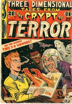3-D Crypt of Terror