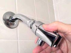 RainMaker 7 Shower Sprayer Attachment with Facial Mister Best Shower Filter, Shower Water Filter, Best Water Filter, Water Filters, Hard Water, April Showers, Shower Heads, Can Opener, Door Handles