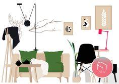 Home Decorators Collection Flooring Best Interior Design Websites, Interior Design Guide, Interior Design Singapore, Interior Barn Doors, Interior Walls, Interior And Exterior, Design 3d, Free Design, Affinity Photo