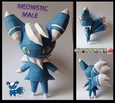 jav-papercraft.blog: meowstic (male)