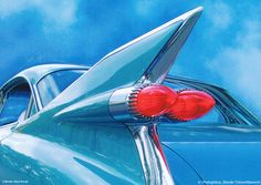 © Photoglobus, Blende Fotowettbewerb, Cadillac 1959