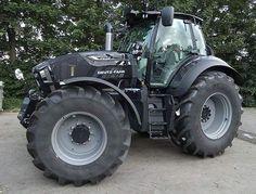 regram @farm_machinery #Deutzfahr black warrior 7250 TTV.