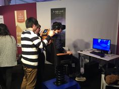 During Laval Virtual 2016