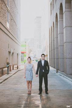 Julie Junemo | Mayfield Park, Downtown Austin | Austin Engagement Photographer