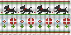 Tricksy Knitter Charts: Chasing Daisy (70719) copy copy copy (70743) (70744) (72393)