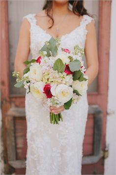 beyond the aisle: inspiration for a sweet strawberry spring wedding