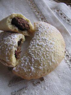 Per questa ricetta devo assolutamente ringraziare Mapyxa, un'amica sul forum cucina di Alfemminile, qui trovate la sua ricetta che io vi ...